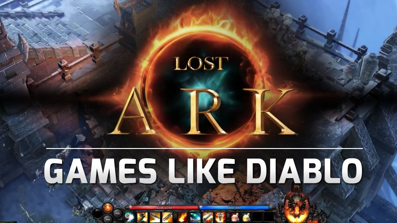 Lost Ark Gameplay Review Similar Games To Diablo Path