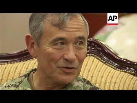 South Korea FM welcomes US Pacific Command chief