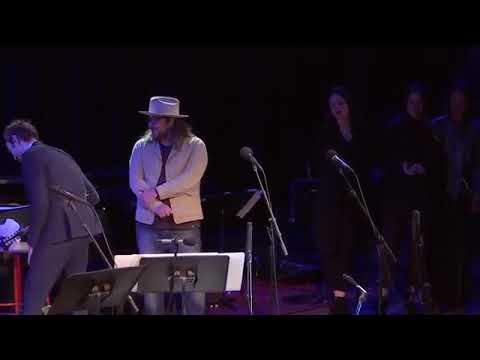 Jeff Tweedy - Fairytale of New York (Pogues). w/ Sarah Jarosz, Staves, Punch Brothers and more