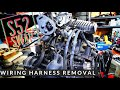 BERTY 30 E30 S52 Swap Wiring Harness OBDII Removal Episode 2 [4K]