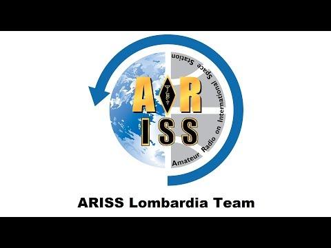 ARISS School Contact - IC G.B. Perasso, Milano e G.B. Giorgini, Montignoso - Part 1