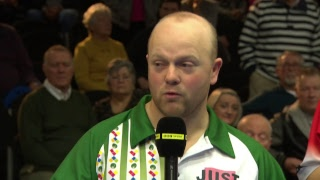 Just. 2019 World Indoor Bowls Championships: Day 15 Session 1