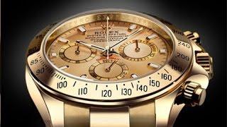Копия швейцарских часов ROLEX Daytona(, 2015-08-09T08:00:58.000Z)