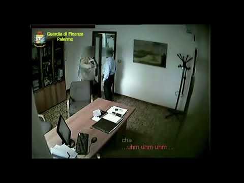 Palermo  Guardia Finanza scopre e filma corruzione di ex dirigente INAIL