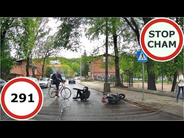 Stop Cham #291 - Niebezpieczne i chamskie sytuacje na drogach