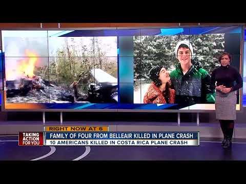 Local Family Killed In Costa Rica Plane Crash