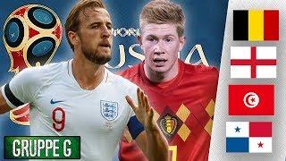 WM Check: England feiert die neuen Stars! |Gruppe G