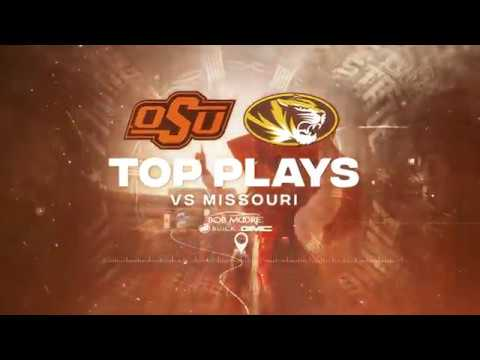 Cowboy Football Top Plays vs Missouri (12.31.18)