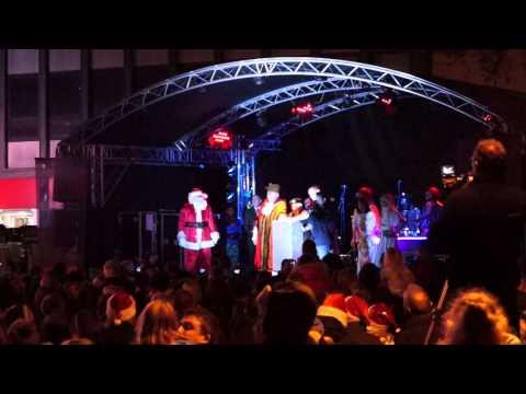 Stafford's Big Christmas Switch On Show 2014