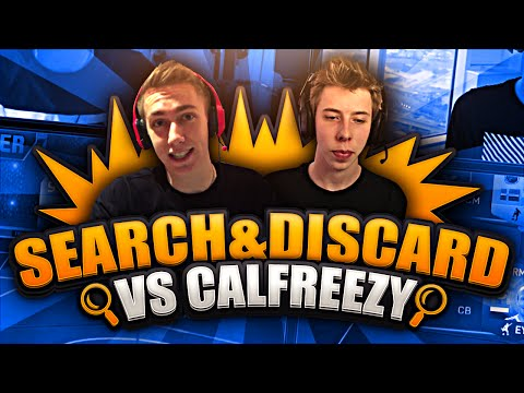 NEVER AGAIN | SEARCH AND DISCARD FIFA With Cal