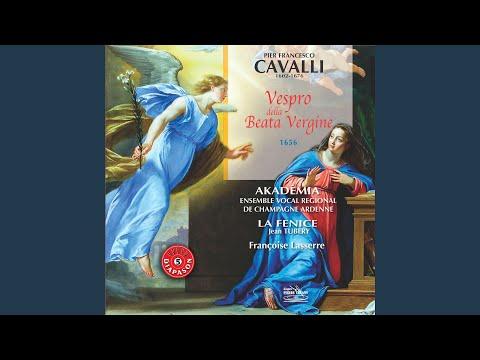 Vespro Della Beata Vergine: Antiphona & Psalmus 126