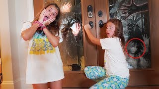 Halloween Haunting Ep.1 Who's In Our House?!