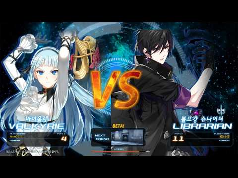 Closers Online KR Violet Vs Wolfgang GG Rip