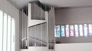 Georgij Muschel (1909-1989): Sechs Stücke für Orgel (4/6) - Improvisation