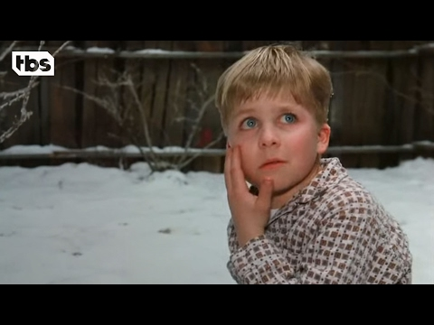 He Nearly Shoots His Eye Out  A Christmas Story  TBS