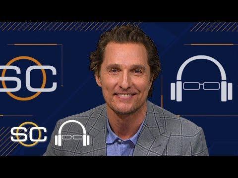 Matthew McConaughey: 'Sometimes the target draws the arrow, ya know?'  | SC with SVP