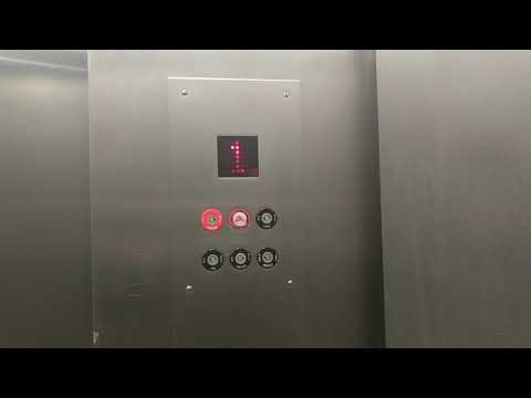 Lame Innovation Elevators at Waterfront Plaza Parking