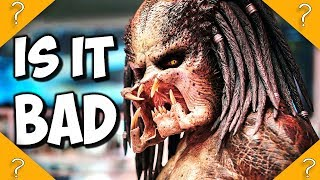 Review of The Predator 2018 movie  What WE think