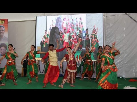 Law College Dehradun, Uttaranchal University (Ganesh Vandana along with patriotic dance)