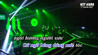 [Karaoke] Chỉ Riêng Mình Ta Remix - Hồ Quang Hiếu (full beat)