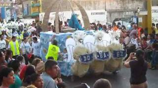 Carnavales Porlamar 2012. Día de clausura. Isla de Margarita, Estado Nueva Esparta.