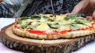 Лучший рецепт пиццы(, 2015-06-05T18:22:55.000Z)