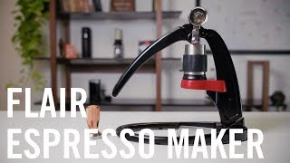 First Look Review: Flair Espresso Maker