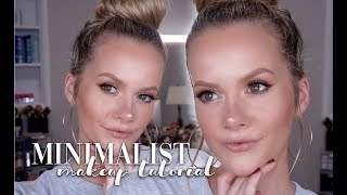 """MINIMALIST"" NATURAL MAKEUP TUTORIAL 