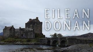 Magiczne Miejsca - Zamek Eilean Donan