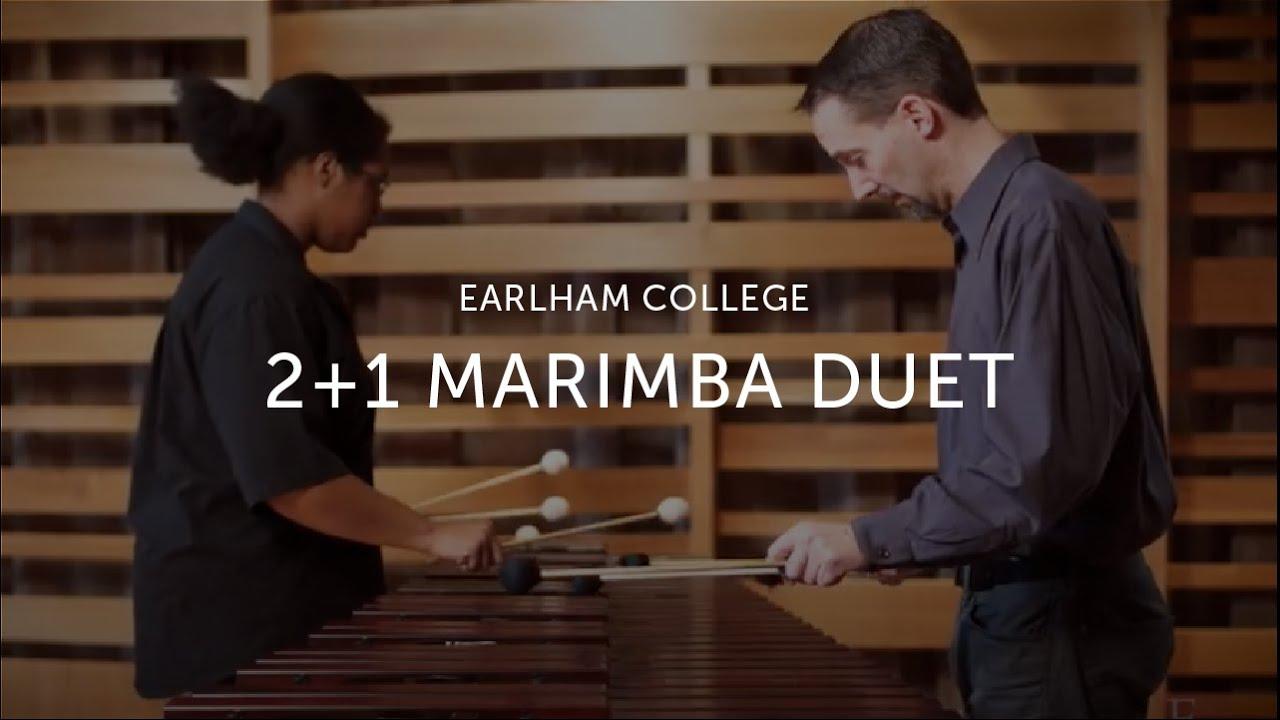 2+1 Marimba Duet