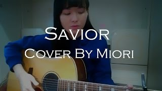 Savior - Rise Against (Acoustic Cover By Miori)