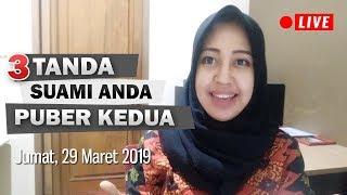 Download Mp3 3 Ciri Suami Yang Mengalami Puber Kedua | Jumat, 29 Maret 2019