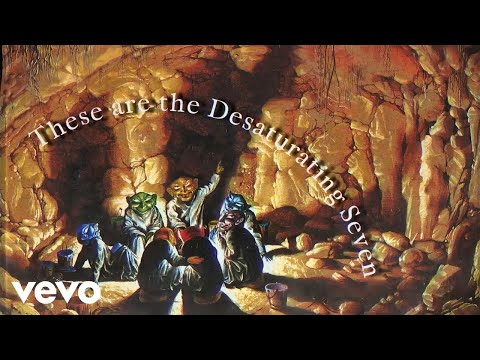 Primus - The Seven (Official Lyric Video)