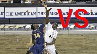 Repeat youtube video Tacko Fall Vs Mamadou Ndiaye Full Highlights 18 11 2015   7'6 vs 7'6!