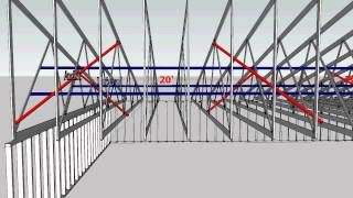 Truss Bracing Recommendations In 3d From The Wwta