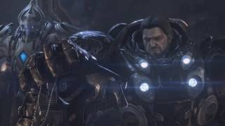 Gambar cover Starcraft II - We Are The Saviors {GMV}