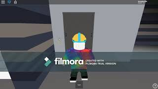 Riding The Elevators At INuclearX's HQ! Ft KibriaMannan - Roblox.