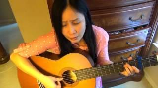 Bóng Nhỏ Đường Chiều (Trúc Phương)_guitar cover TT