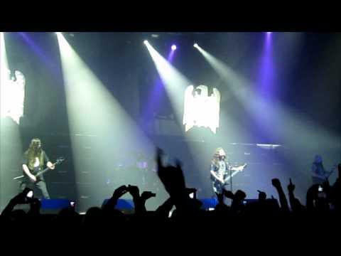 Slayer - 2011 Lodz Poland