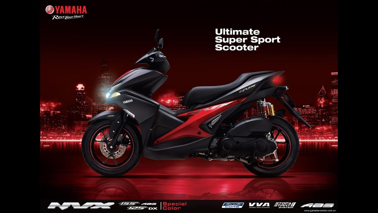 Yamaha Aerox 2019 Indonesia