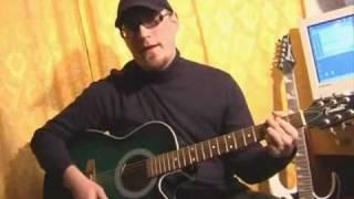 4 Самоучитель гитара мастера для начинающих 4.wmv