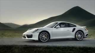 The new 911 Turbo. Power. Presence.