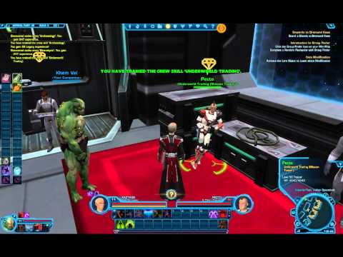 Let's Play Star Wars: the Old Republic 1: Sith Inquisitor #5