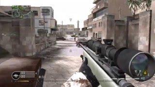 ★ Call Of Duty 4 Modern Warfare Reflex Sniper Montage - Master Of War ★