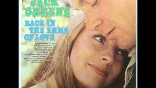 Watch Jack Greene Back In The Arms Of Love video
