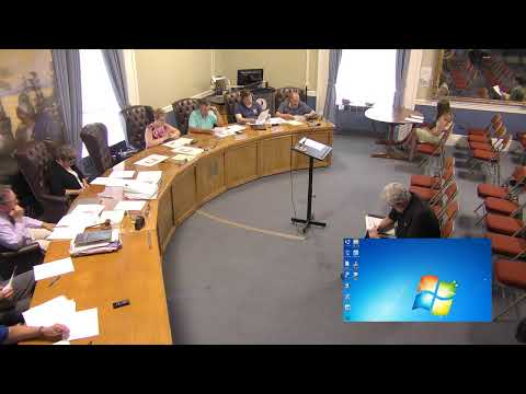 City of Plattsburgh, NY Meeting  7-18-19