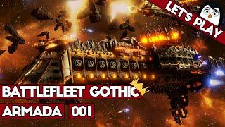 Battlefleet Gothic Armada #001 - Für den Imperator [Let