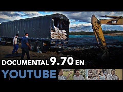 Documental 9.70 de Victoria Solano (Versión Youtube)