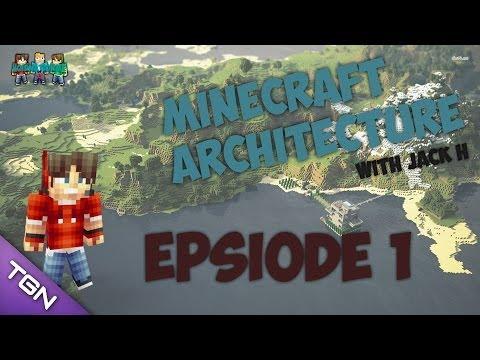 Minecraft Architecture - Ep.1: Medieval Architecture