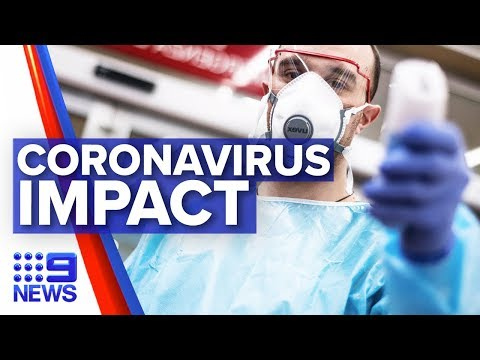 Coronavirus Outbreak Is Impacting Australia | Nine News Australia